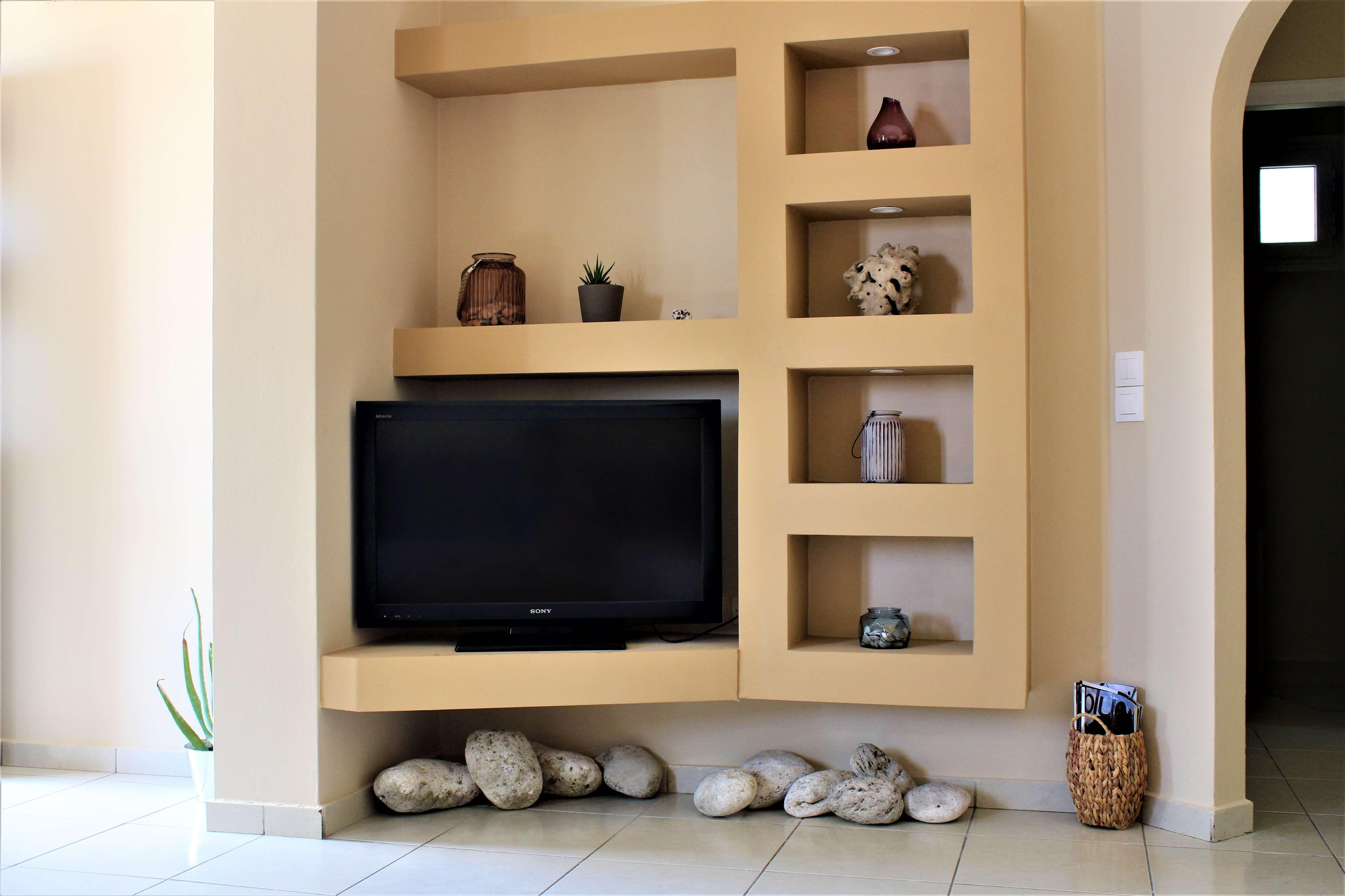 Oneira Villas Kefalonia Living room